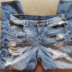 Lucky Brand Sienna Cigarette pants